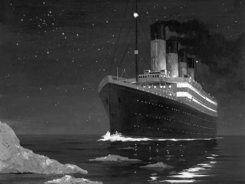 Titanic del futuro