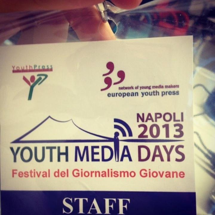 Youth Media days 2013