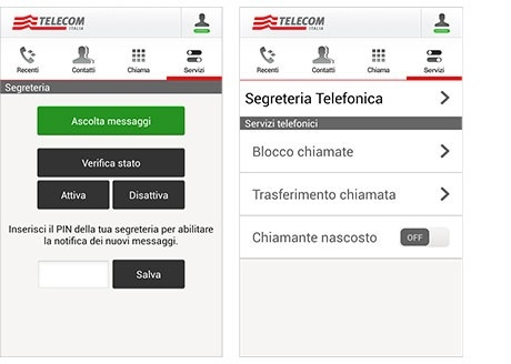 Telecom Italia – Lo smartphone che si trasforma in cordless