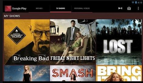 Serie Tv in vendita – Google Play in HD