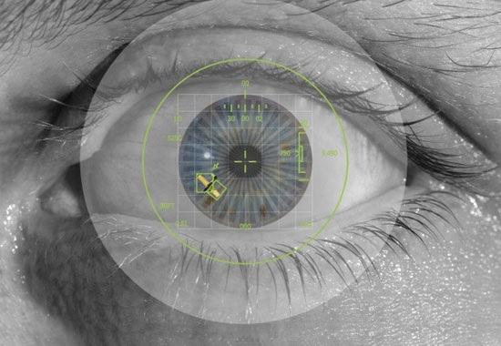 Rumors – Scanner della retina Samsung
