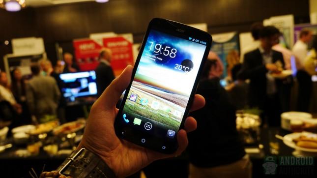 Acer Liquid S2 – Smartphone Business