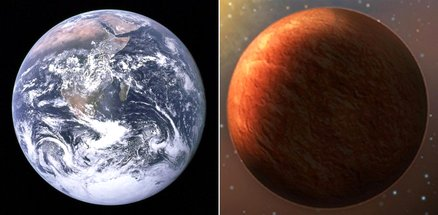Scoperto Pianeta simile alla Terra!