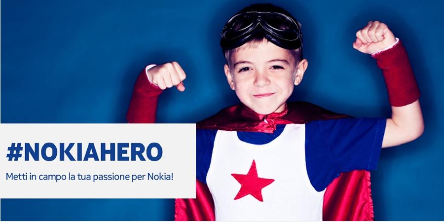 Lavora con Nokia Italia