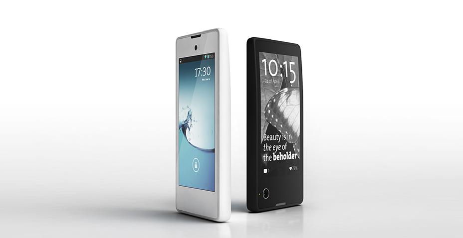 YotaPhone – Smartphone del futuro