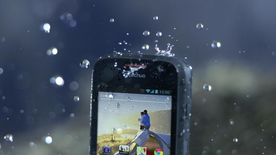 Decathlon e il nuovo Smartphone