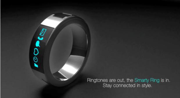 Smarty Ring – Anello delle notifiche