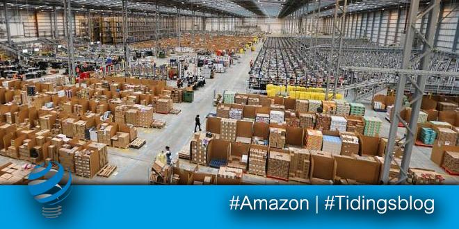 Amazon inventa la consegna preventiva