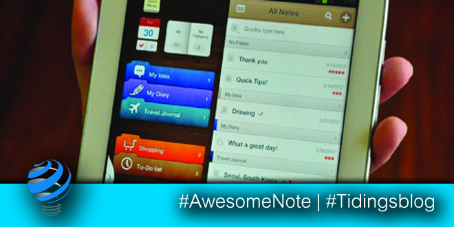 Awesome Note – Unica nel suo genere