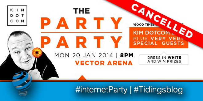 Kim Dotcom e il partito politico