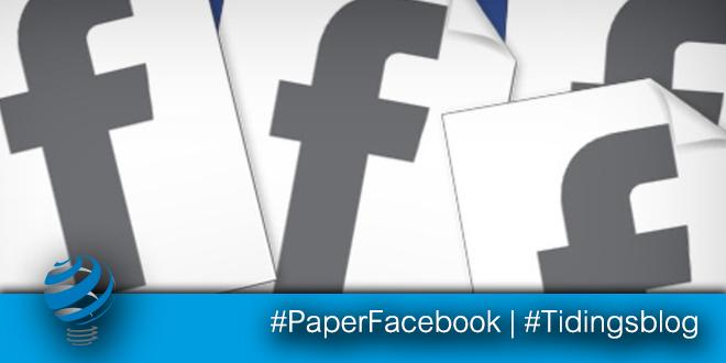Paper e le news di Facebook