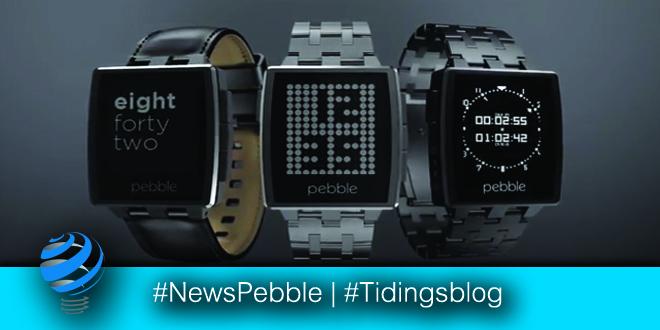 Pebble – Le ultime novità