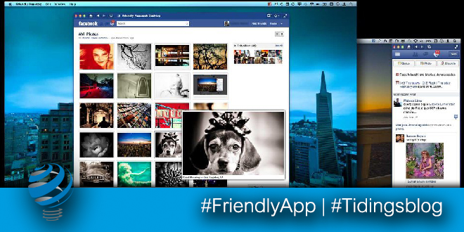 Friendly – Come accedere con due account Facebook