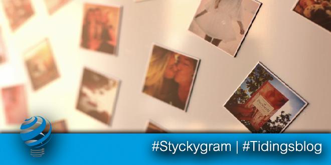Styckygram – Foto Instagram che diventano magneti