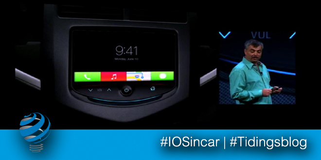 IOS in Car – Le auto del futuro
