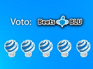 votazione beetsblue