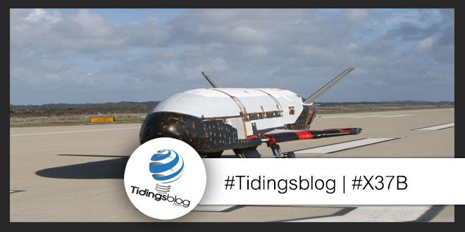 Scoperto il mini-shuttle X-37B