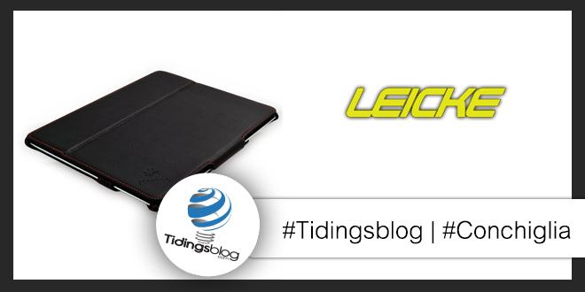 Manna – La custodia per iPad della Leicke: Recensione
