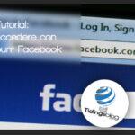 doppio accesso con facebook