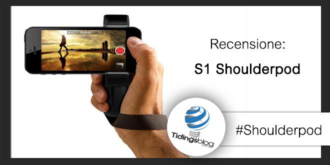 S1 Smartphone Rig Shoulderpod