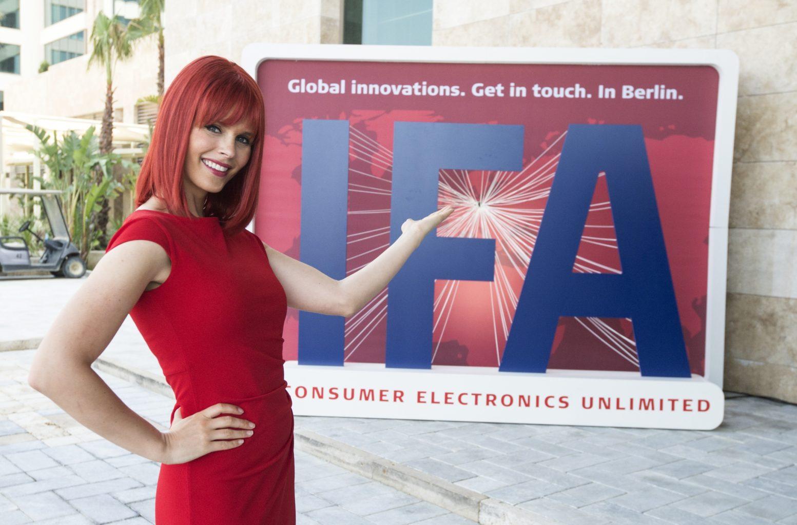 IFA 2014 Berlin – Pronti a partire