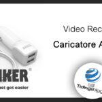 Caricatore auto Anker