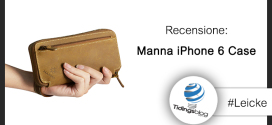 Manna Case for iPhone 6/6 Plus Leicke: Recensione