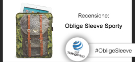 Oblige Sleeve Sporty: Recensione