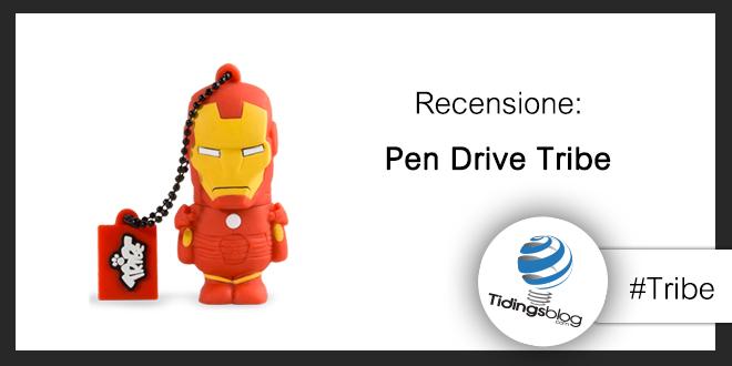 Iron Man Pen Drive Tribe: Recensione