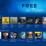 film, musica libri gratis su itunes