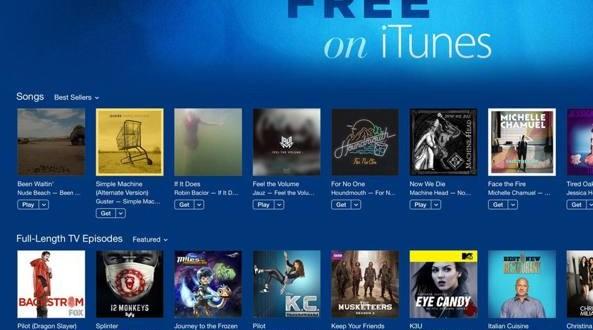 Free on iTunes: film, musica e libri gratis!