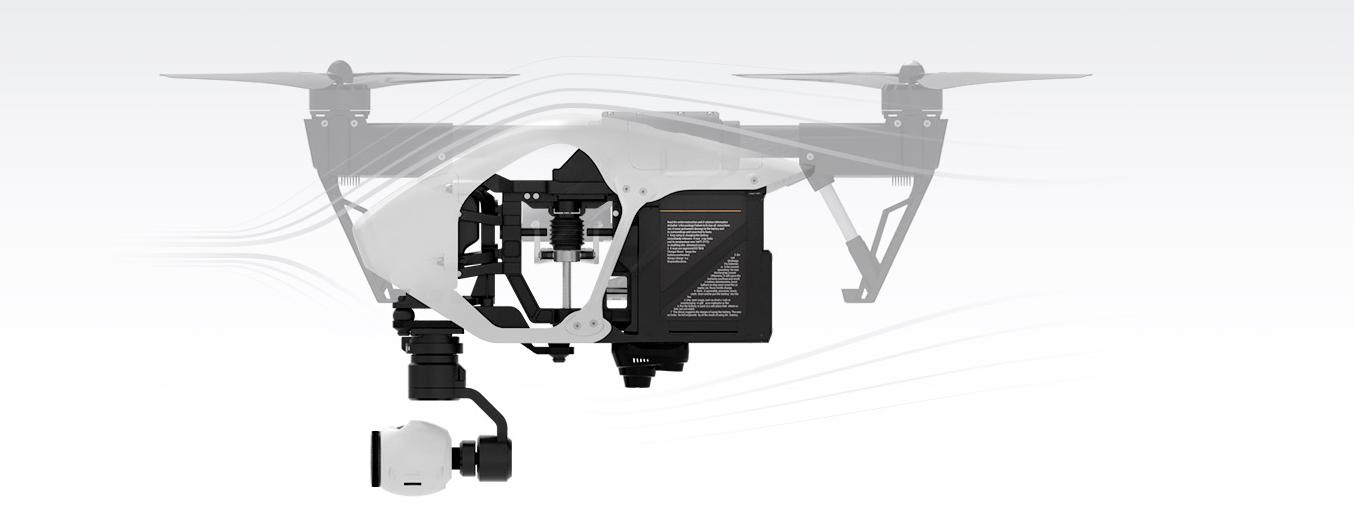 Inspire 1: il drone di ultima generazione
