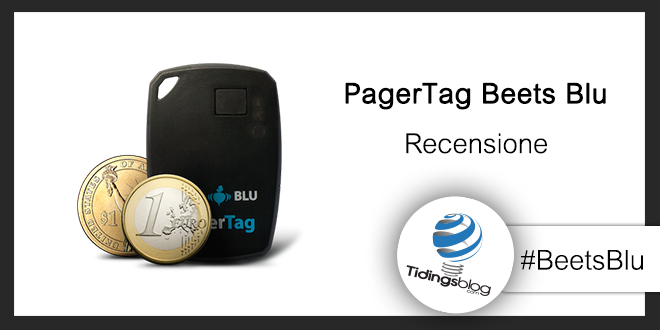 Pager Tag Beets Blu: Recensione
