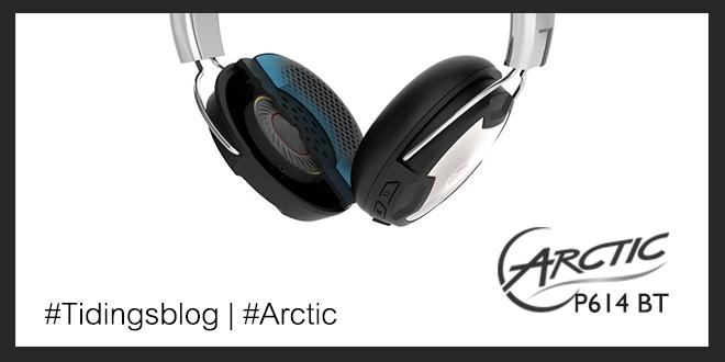 P614 BT le nuove Cuffie della Arctic