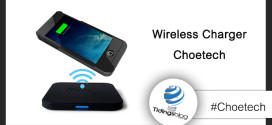 wireless charger choetech