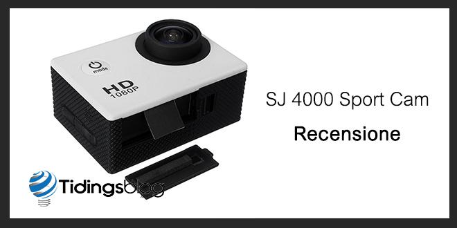 SJ4000: Recensione