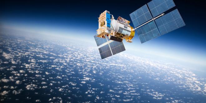 Facebook-Satellite