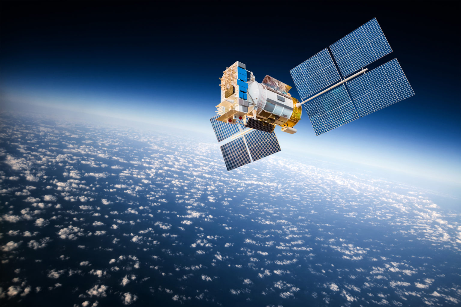 Facebook e il satellite nell'Africa subsahariana