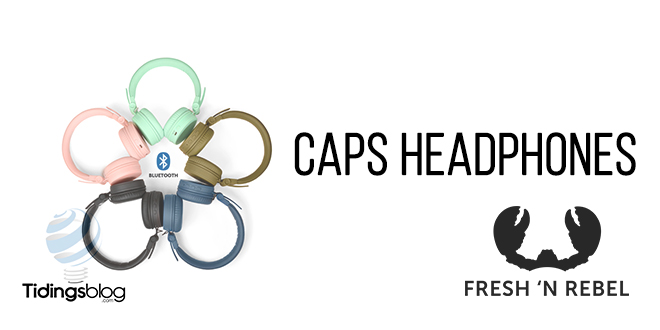 Caps Headphones Fresh'N Rebel: Recensione