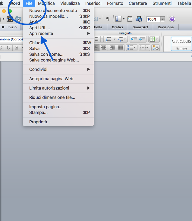 how to open a pdf file in word on mac