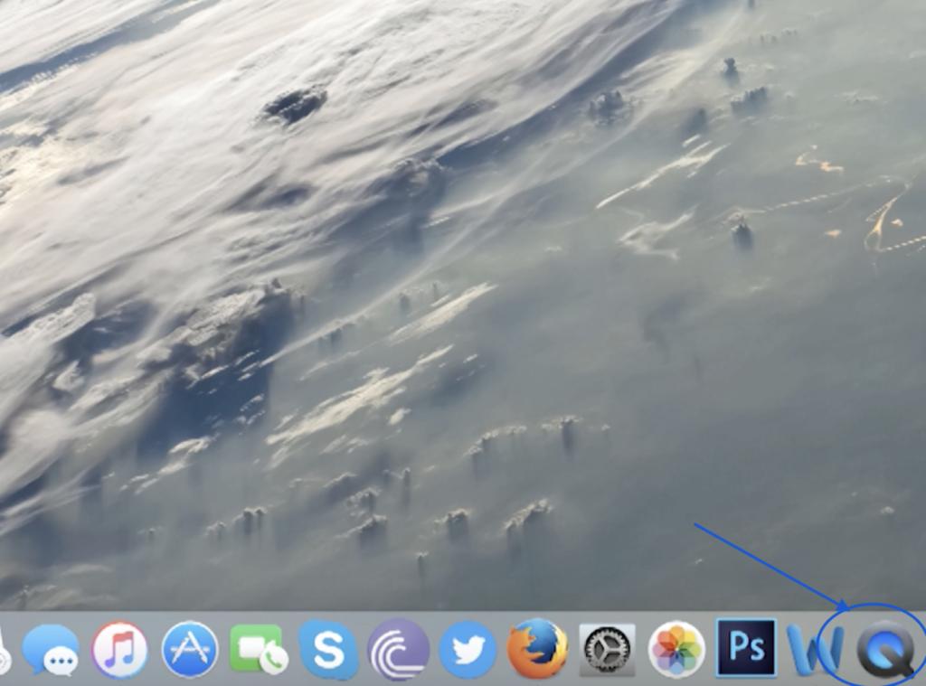 come registrare schermo iPhone su iMac 1