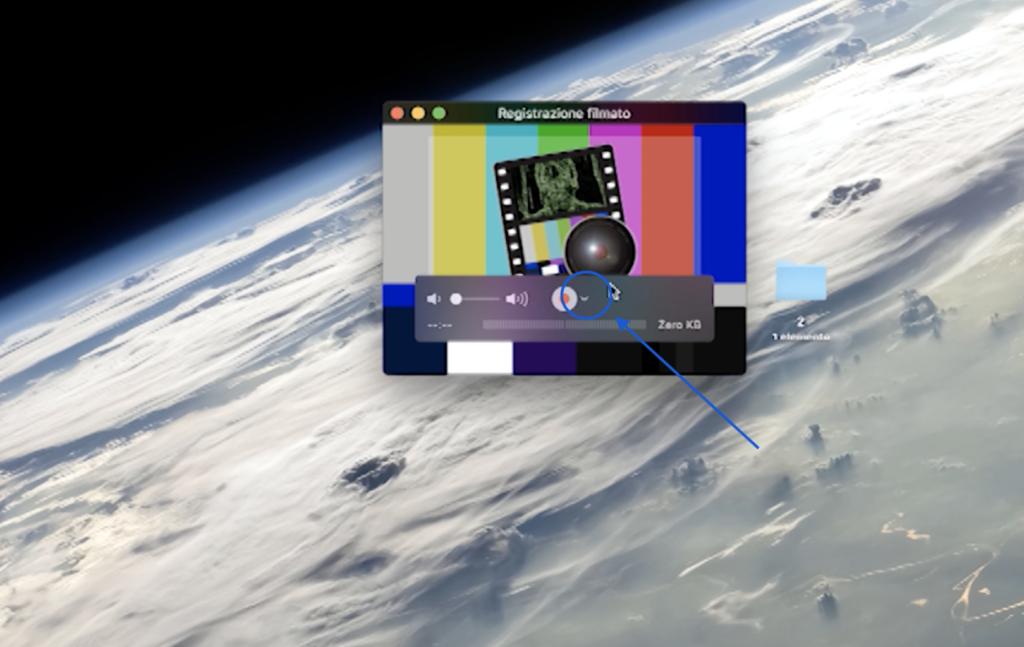 come registrare schermo iPhone su iMac 3
