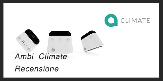 Ambi Climate: Recensione
