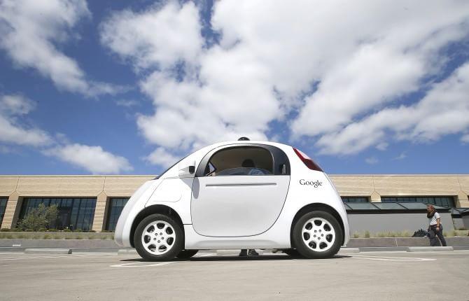 Auto senza autista: Arriva accordo tra FCA e Google