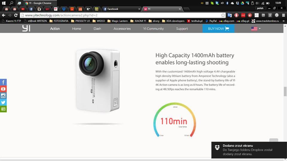Xiaomi YI 2 sta arrivando