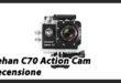 kehan c70 action cam