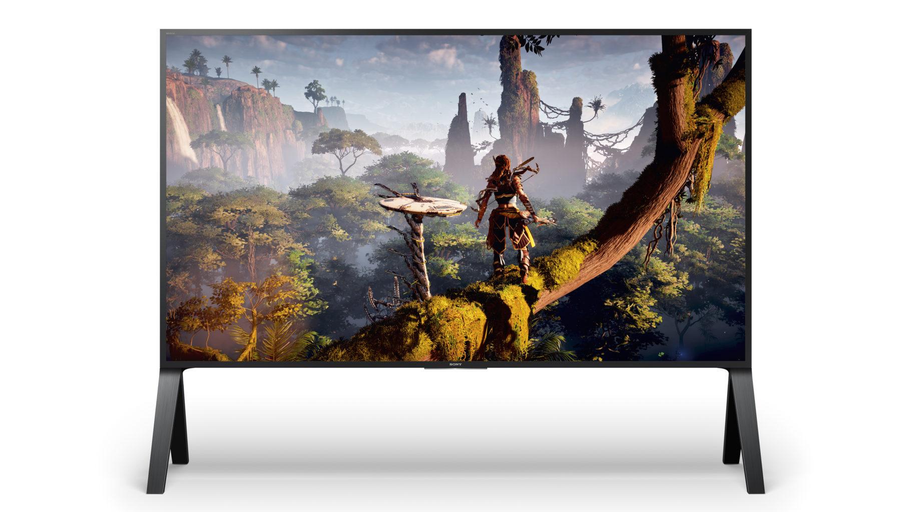 Le nuove TV 4K HDR di Sony