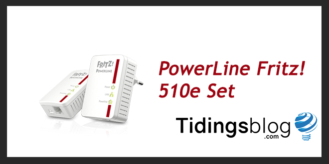 FRITZ!Powerline 510E Set: Recensione