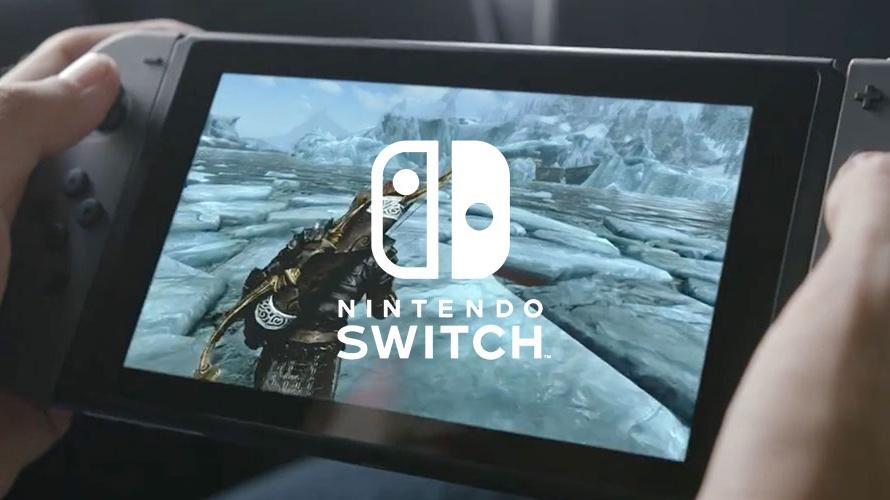 Nintendo presenta ufficialmente Switch