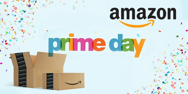 Amazon Prime Day & Amazon Prime Week –  Una vagonata di sconti